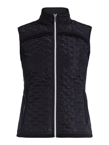 Rohnisch Keep Warm Vest - Black - AW2017