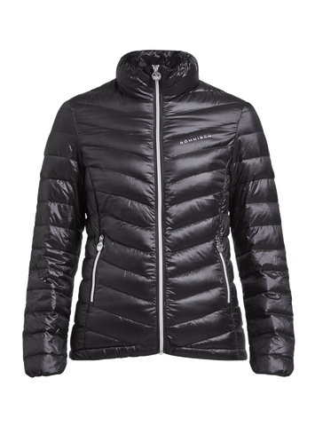 Rohnisch Light Down Jacket - Black - AW2018