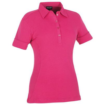 Galvin Green Mandy Polo Shirt - Cerise - SS2014