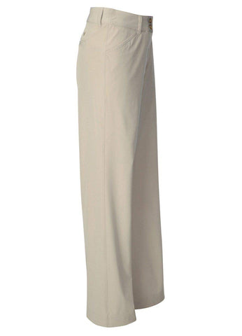 Callaway Repreve Ladies Trousers - Silver Lining