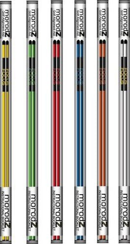 MorodZ Golf Alignment Rods - Various Colours
