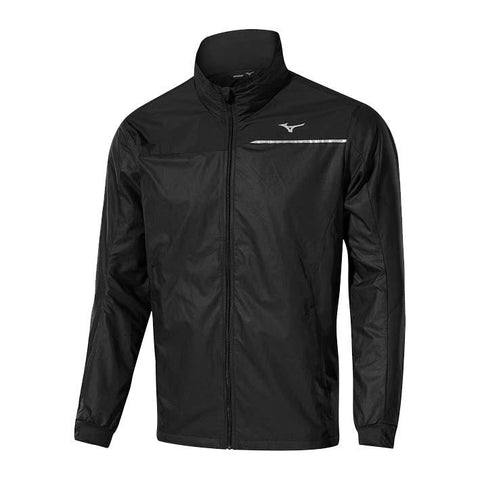 Mizuno Windproof Jacket - Black - AW2018