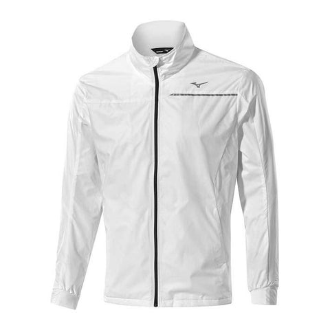 Mizuno Windproof Jacket - White