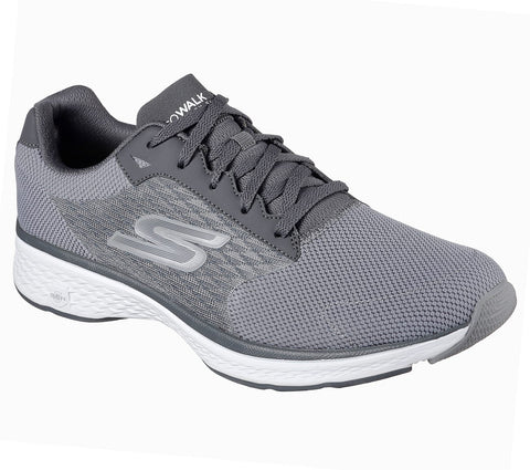 Skechers Go Walk  Sport Shoe - Grey - SS2017