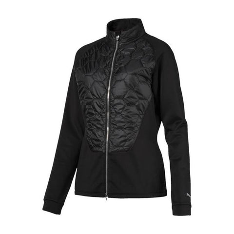 Puma Ladies PWRWARM Dassler Jacket - Black