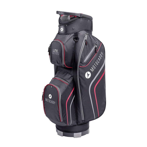 Motocaddy Lite Series Cart Bag - Black/Red - SS2018