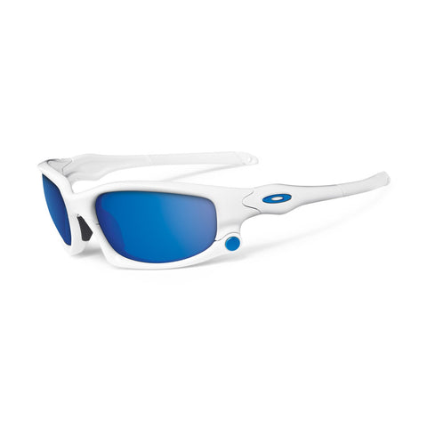 Oakley Split Jacket - Polished White