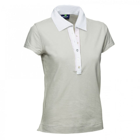Daily Sports Shea Cap Sleeve Polo with UV protection - Beige - SS2015