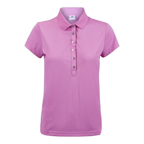 Daily Sports Mindy Short Sleeve Polo Shirt - Veronica
