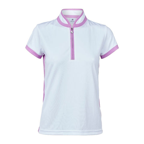 Daily Sports Marge Short Sleeve Polo  - Veronica