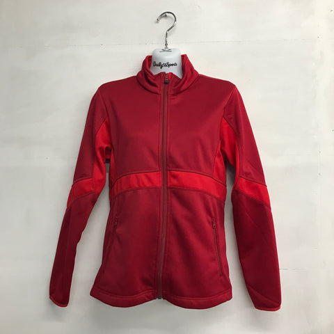 Abacus Ladies Score Fleece - Red - AW2014