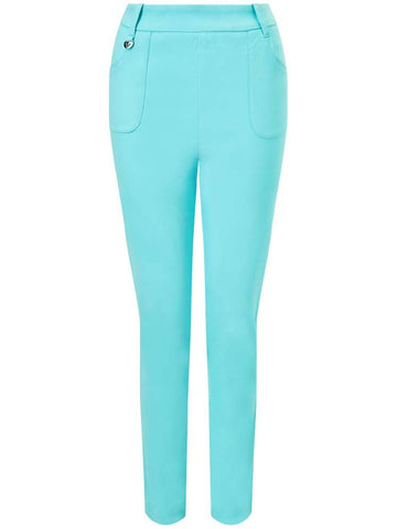 Callaway Ladies Pull On Trouser - Blue Radiance - SS2018