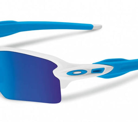 Oakley Flak 2 0XL - White/Blue