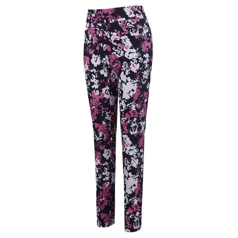 Callaway Floral Print Trousers - 2019