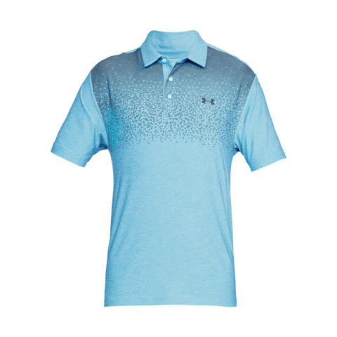 Under Armour Playoff Polo - Blue - SS2018