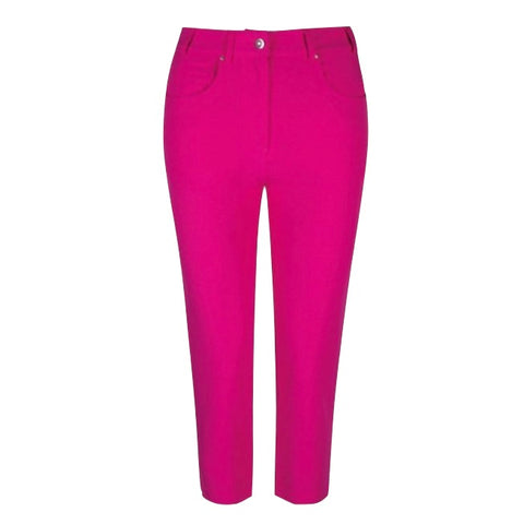 Footjoy Ladies Stretch Trousers - Pink