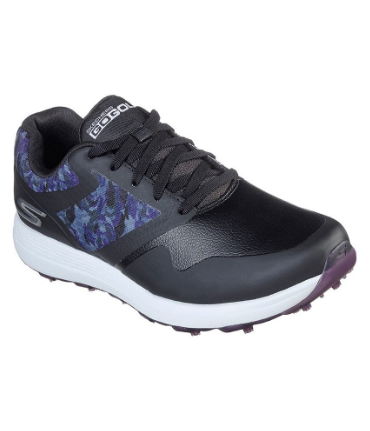 Skechers Ladies Max Draw - Black/Purple - 2018