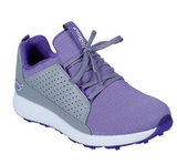 Skechers Ladies Max Mojo - Grey/Purple - 2019