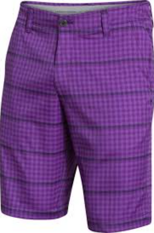 Under Armour Matchplay Short - Purple - SS2018