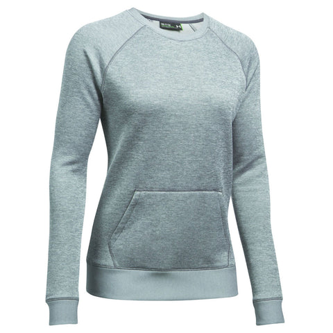 Under Armour Ladies Storm Crew Sweater - Grey - AW2017