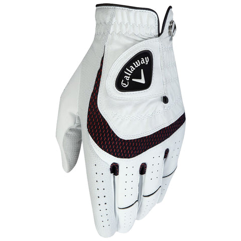 Callaway Ladies Syntech Glove Left - White