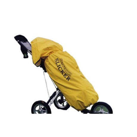 Seaforth Golf Bag Rain Cover - Yellow - AW2015