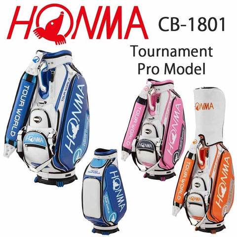 Honma CB-1801 Tour World Pro Tour Bag