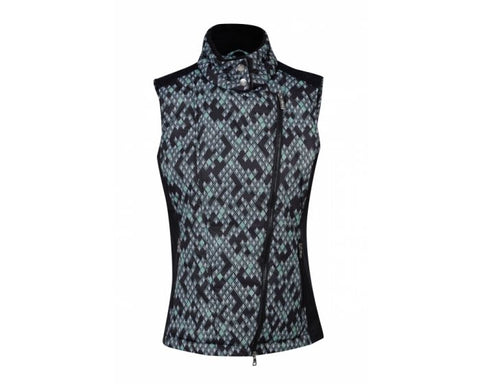 Daily Sports Vega Vest - Green/Black