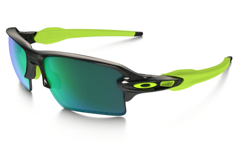Oakley Flak 2 0XL - Black/Green