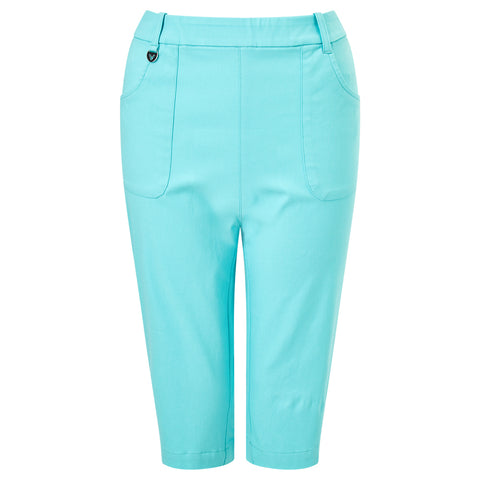 Callaway Ladies Pull On Shorts - Blue Radiance - SS2018