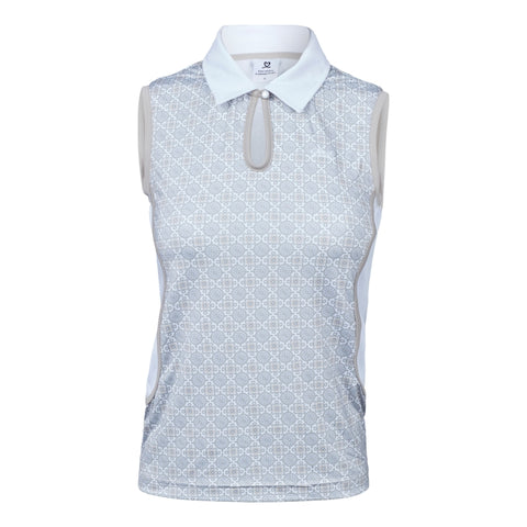 Daily Sports Prizzi  Sleeveless Polo  - Sahara