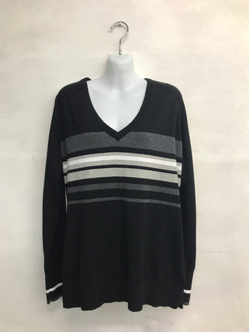 Galvin Green Corinne Knitted Sweater - Black - Pre2014