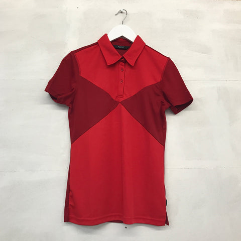 Abacus Sweet Polo - Red - SS2014
