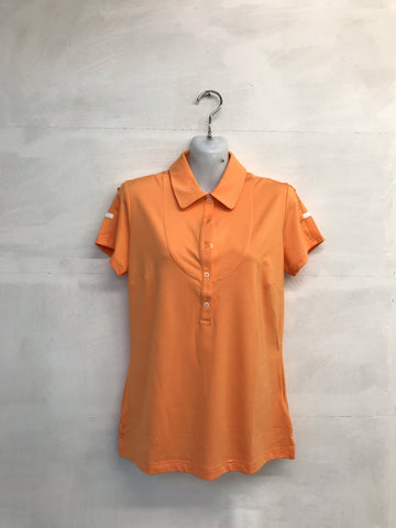 Adidas Climalite Polo - Orange - SS2015