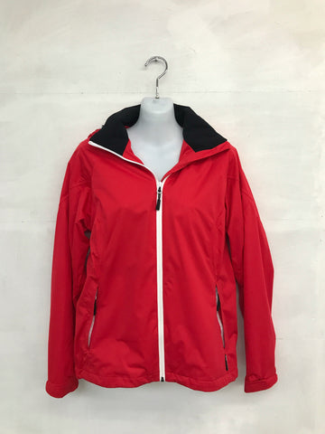 Abacus Ladies Walton Waterproof Jacket - Red - AW2014