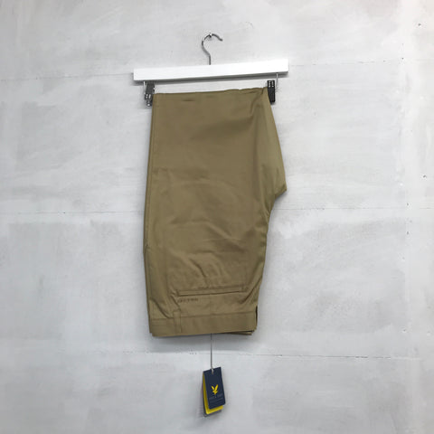 Lyle & Scott Gullane Trousers - Dark Sand - SS2015