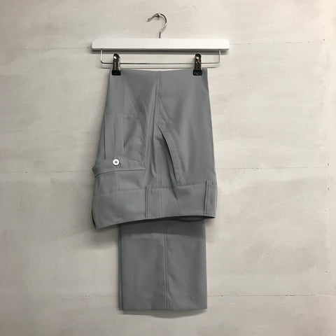 Adidas Ladies Climalite Pants - Grey - Pre2014.