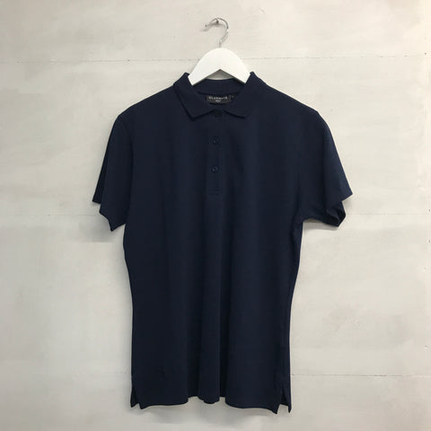 Glenmuir LDS Shaped Polo - Navy - Pre2014