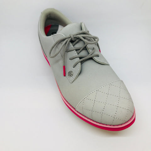 GFore Ladies Gallivanter Nimbus - Grey/Pink - SS2015