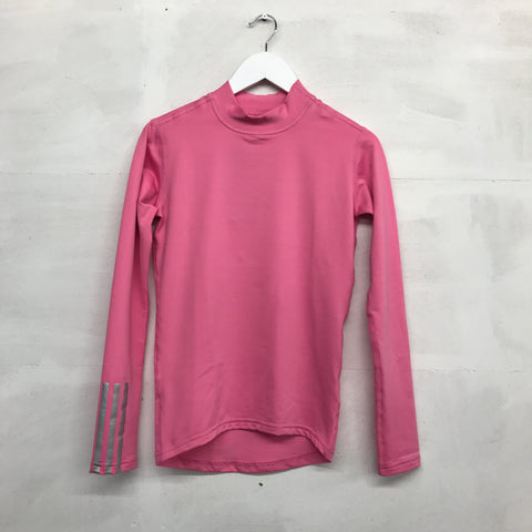 Adidas Ladies Base Layer - Peony