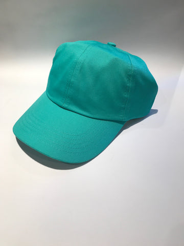 Glenmuir Ladies Structured Twill Cap - Teal - SS2015