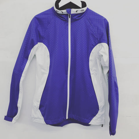 Abacus Barton Ladies Waterproof Jacket - Purple