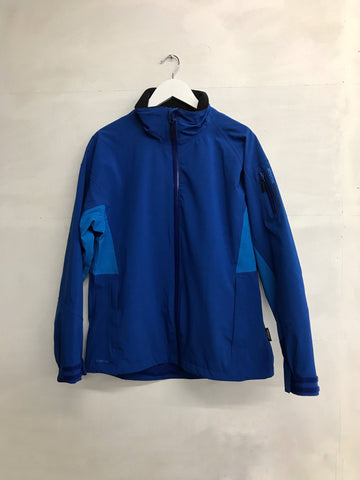 Abacus Nipton Waterproof Jacket - Blue - AW2015