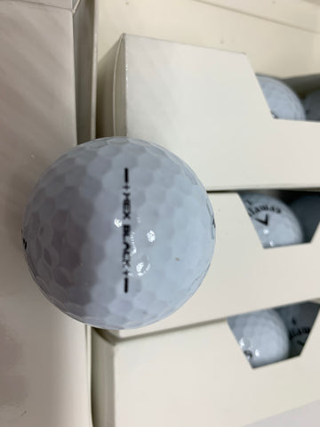 Callaway Tour Issue Hex Black + Balls