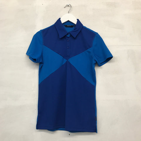 Abacus Sweet Polo - Blue - SS2014