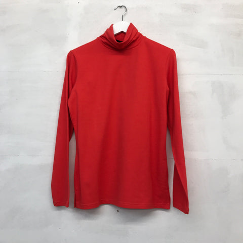 Glenmuir Roll Neck Base Layer - Crab Apple - AW2015