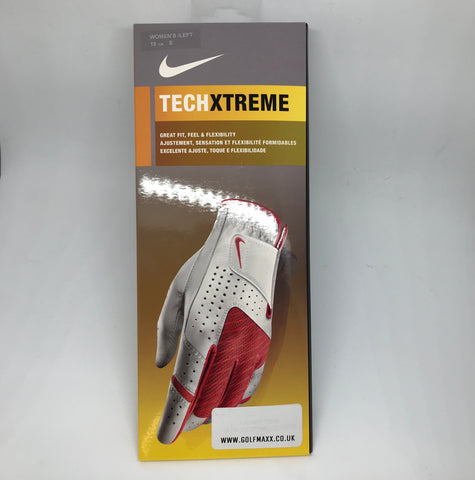 Nike Womens Tech Xtreme - Red - SS2015