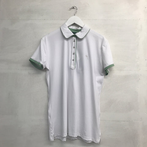 Chervo Adrio Ladies Polo - White - SS2015