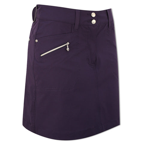 Daily Sports Miracle Skort - Aubergene 52 cm