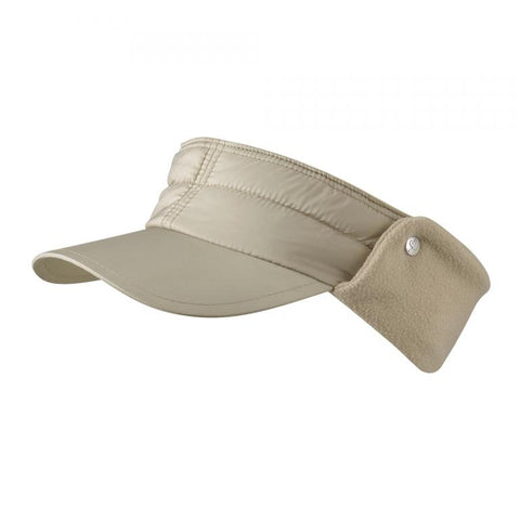 Daily Sports Aurora Wind Visor - Almond